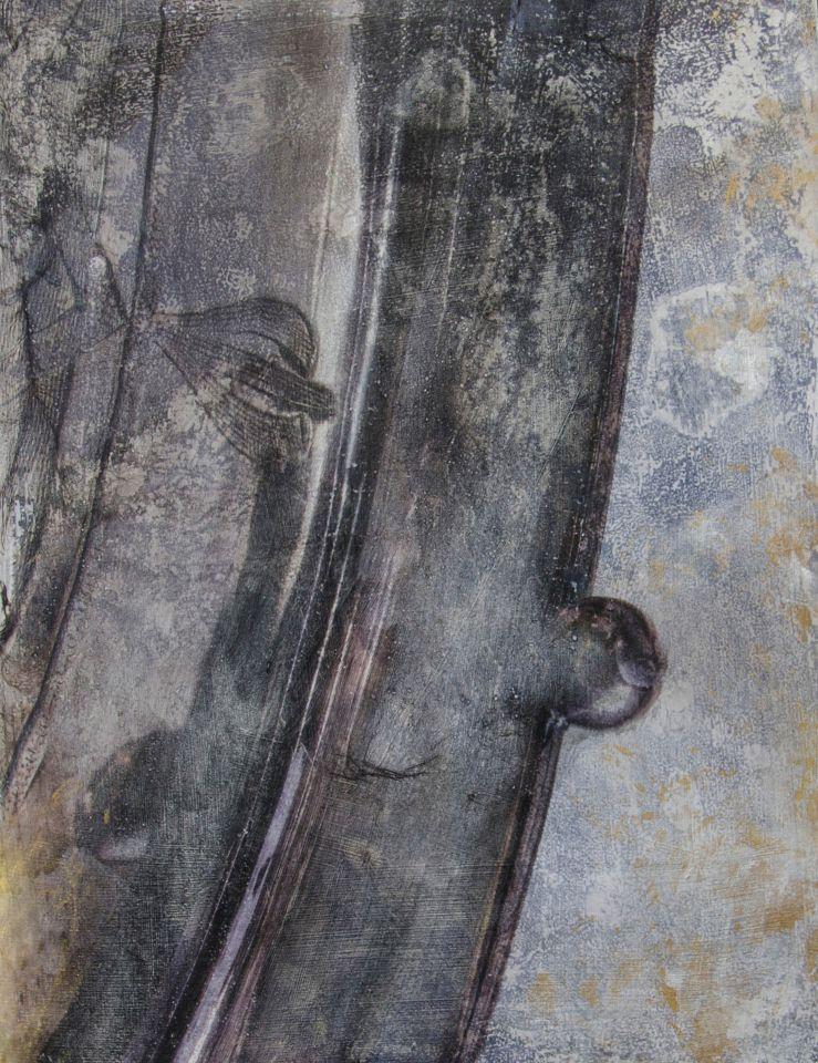 Linda Megathlin - Palladium print