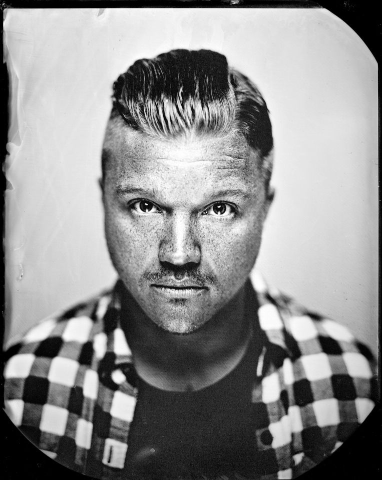 Matthew DeFeo - Collodion on Aluminum