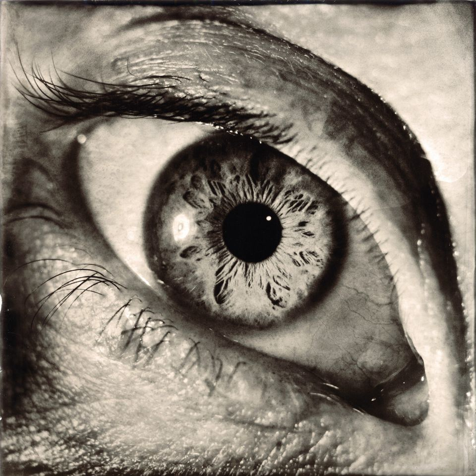 Joseph Brunjes (Honorable Mention) - Tintype on aluminum
