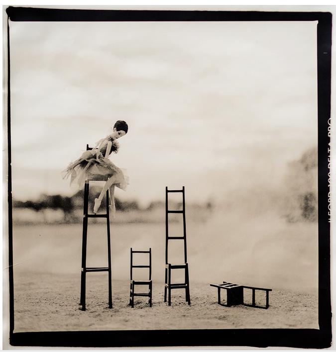 Katarzyna Derda - Lith print