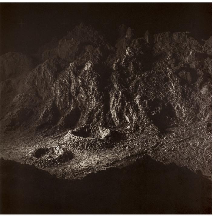Mark Schoon - Salted paper print