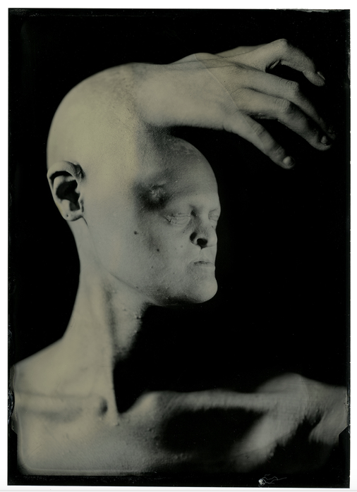Eric Bowman - Wet Plate Collodion Tintype
