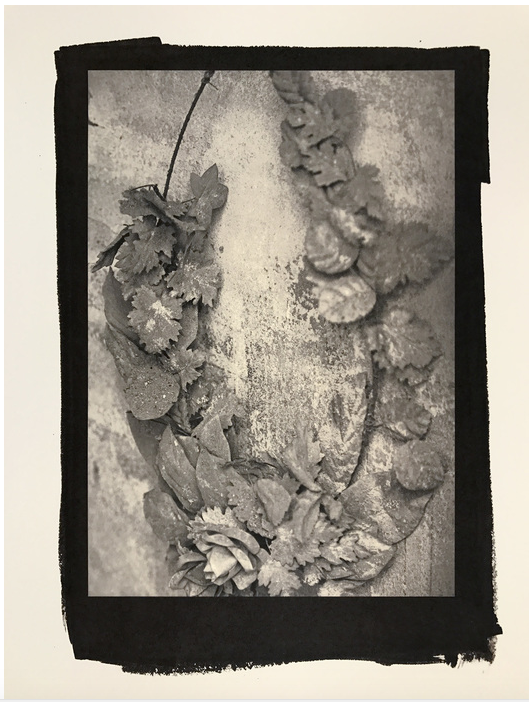 Ruth Adams - Palladium Print
