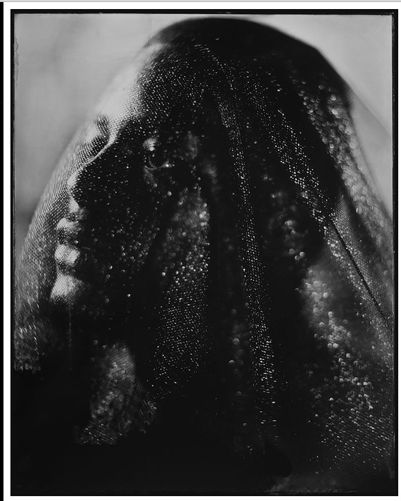 Sophie Caretta - Tintpe/platinum print