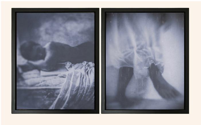 Diana Nicholette Jeon - Photoencaustic