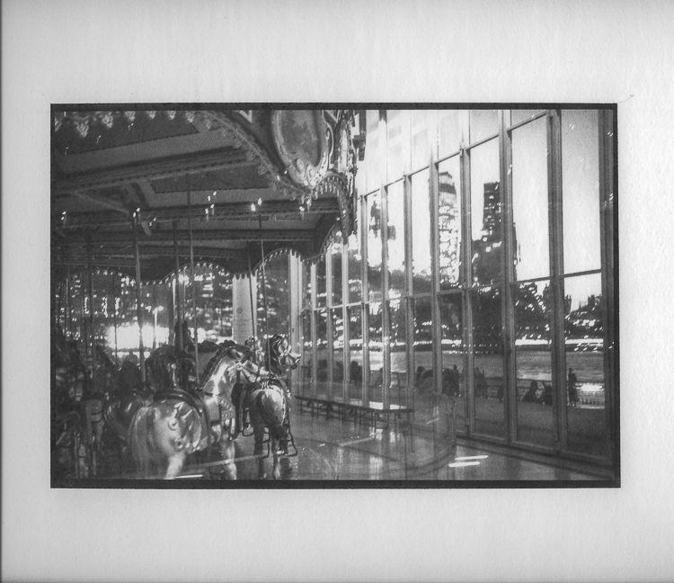 John Mancia -Platinum/palladium print
