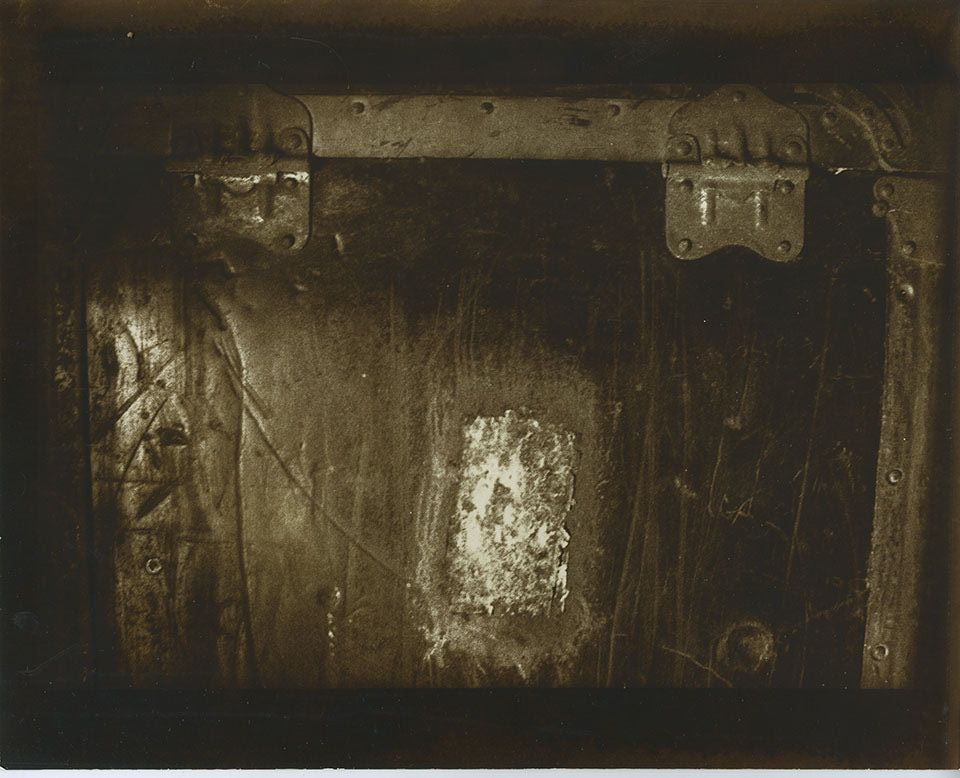 Wendy Phillips - Collodion chloride print