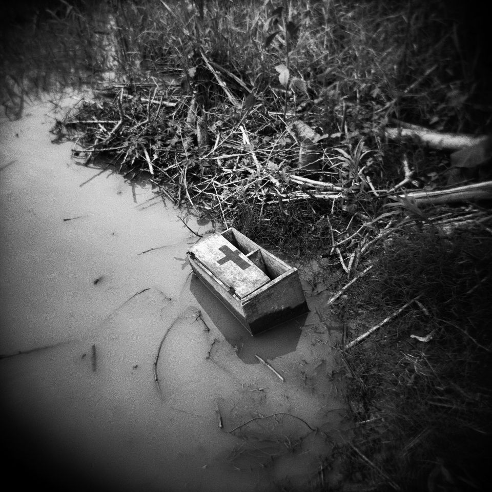 John Armstrong (Honorable Mention) - Expedition Box Amazon River, Holga