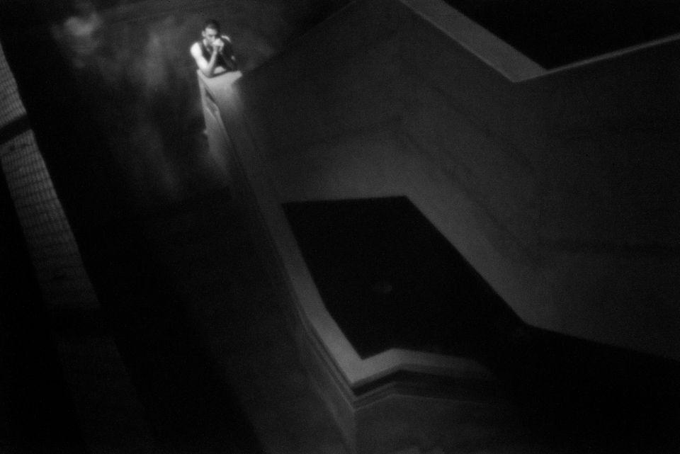Ben Livne Weitzman (Honorable Mention) - Untitled 1 (Zweibahnsreaße), NikonD,Pinhole lens