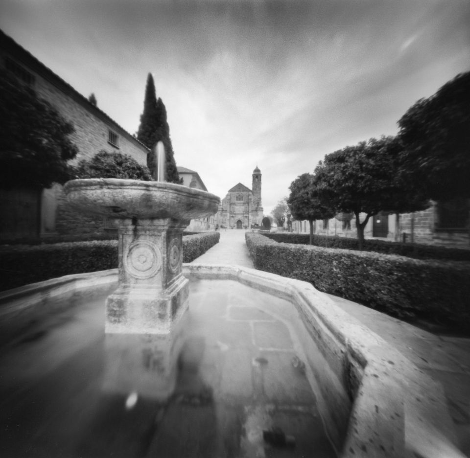 Bill Moy - Camera Obscura, Ubeda, Spain, 6x6 Pinhole