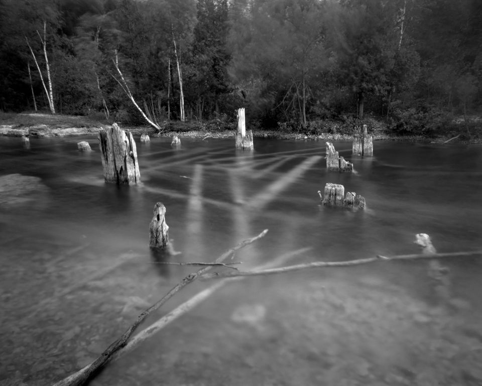 Louise Russell - Foundation Remains, Leonardo Pinhole