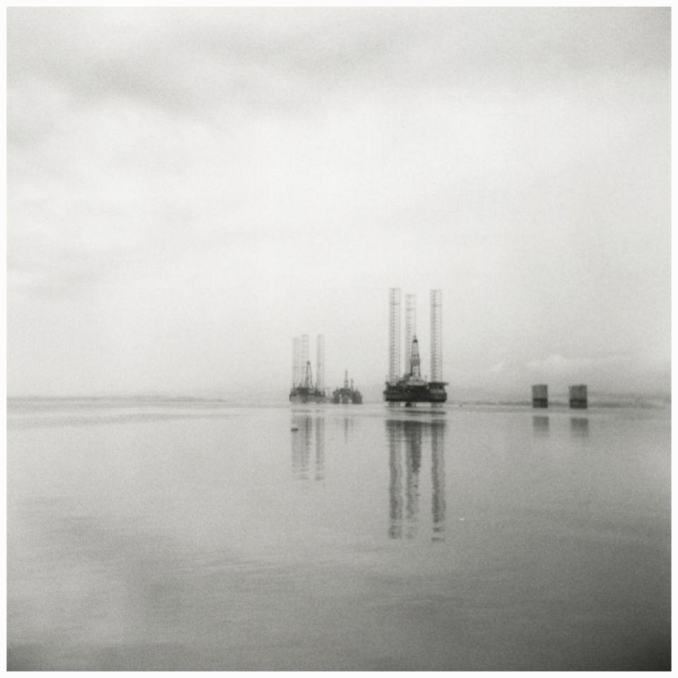 Kim Shaw - Cromarty, Holga