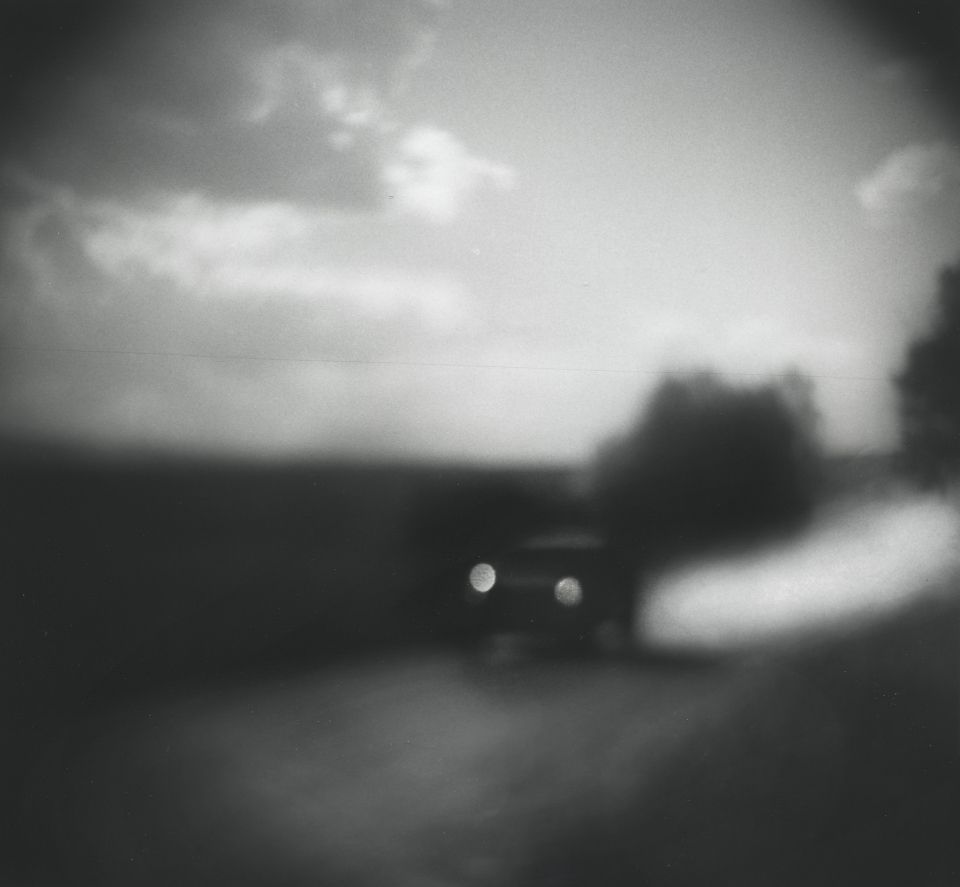 Michael Weitzman - Giddy-Up, Modified Holga