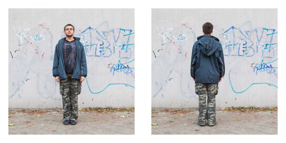 Young Man, Berlin 2009