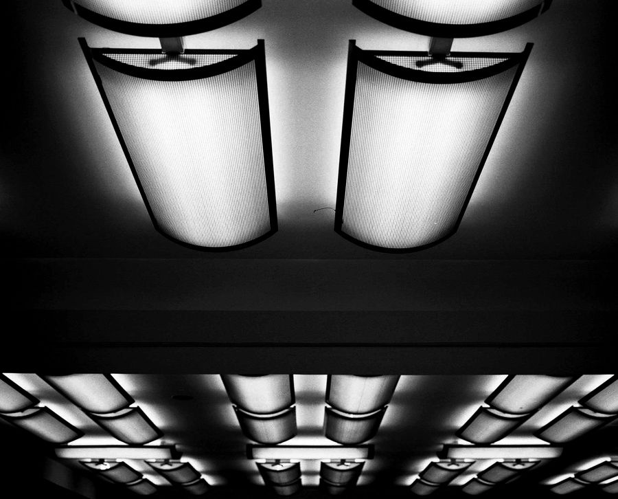 JFK Lights
