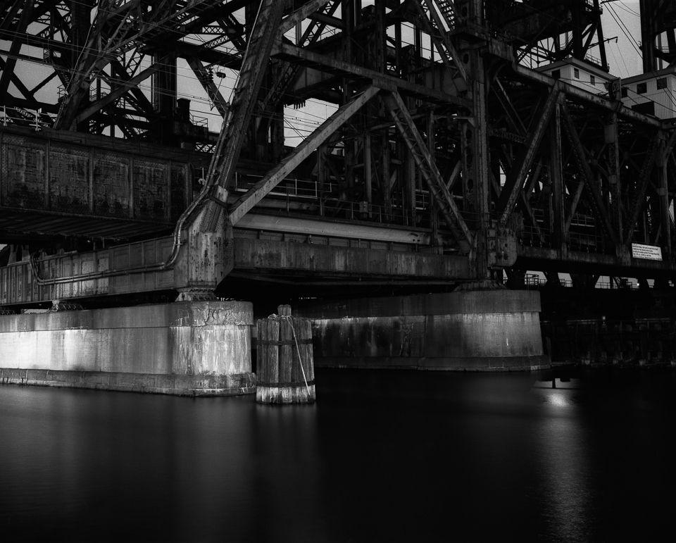 Bridge over Passaic River