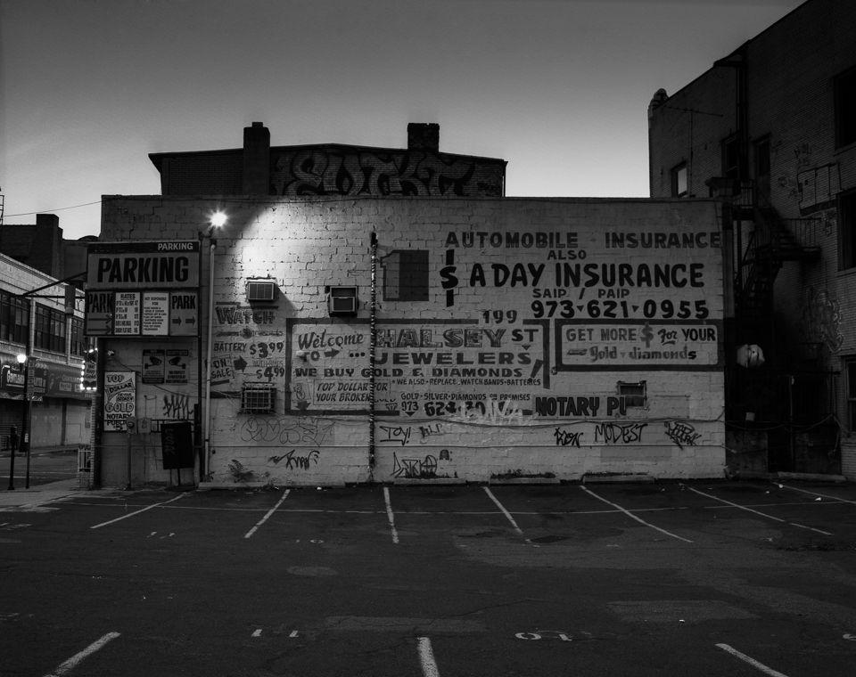 Parking Lot, Halsey Street