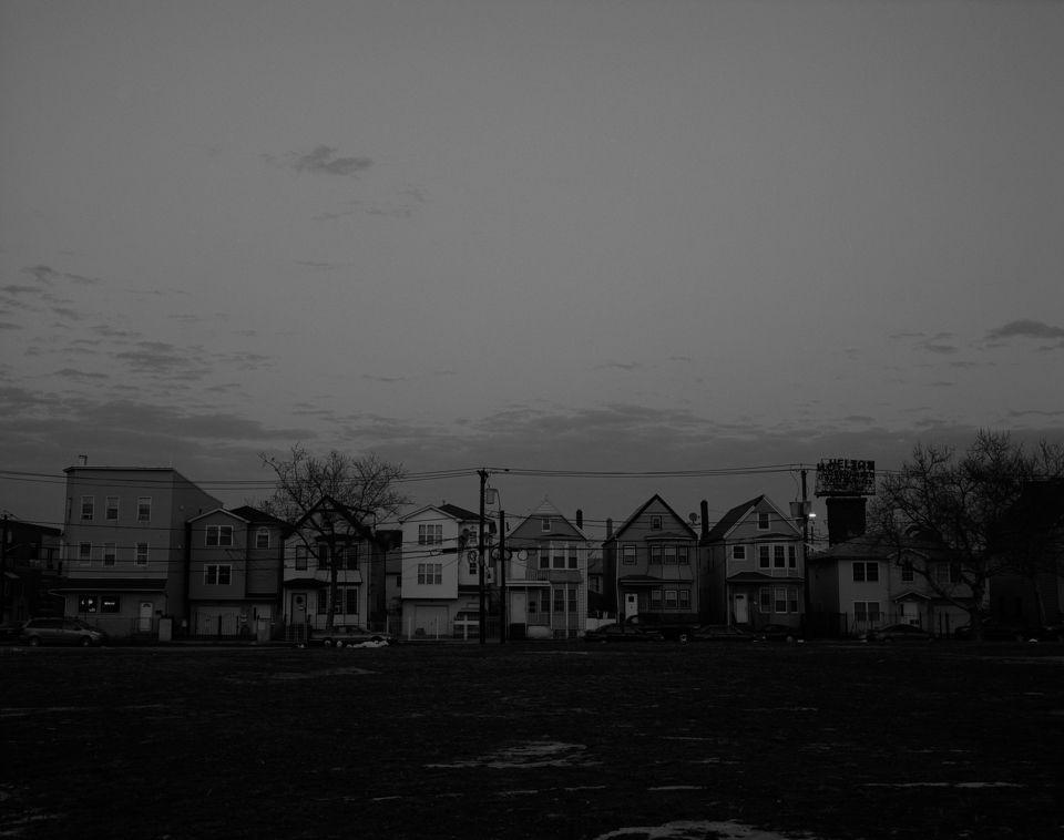Row of Homes, Horatio Street