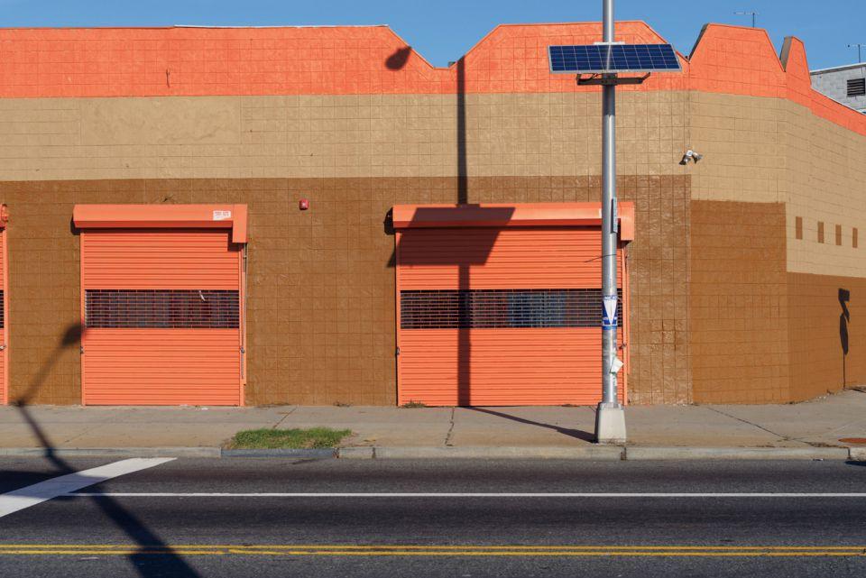 "Retro #8772; Newark, NJ USA: November 2014; 40°43'56"" N 74°11'59"" W"