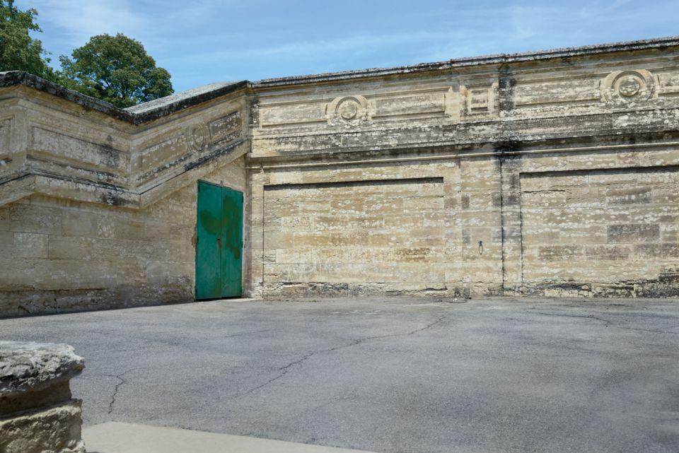 """Retro #1908; Palais des Papes, Avignon, France; June 2013; 43°57'9"""" N 4°48'30"""" E"""