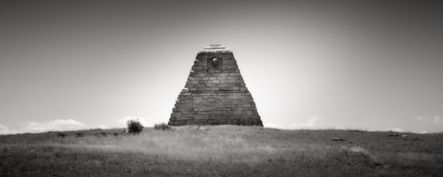 Ames Monument, Wyoming