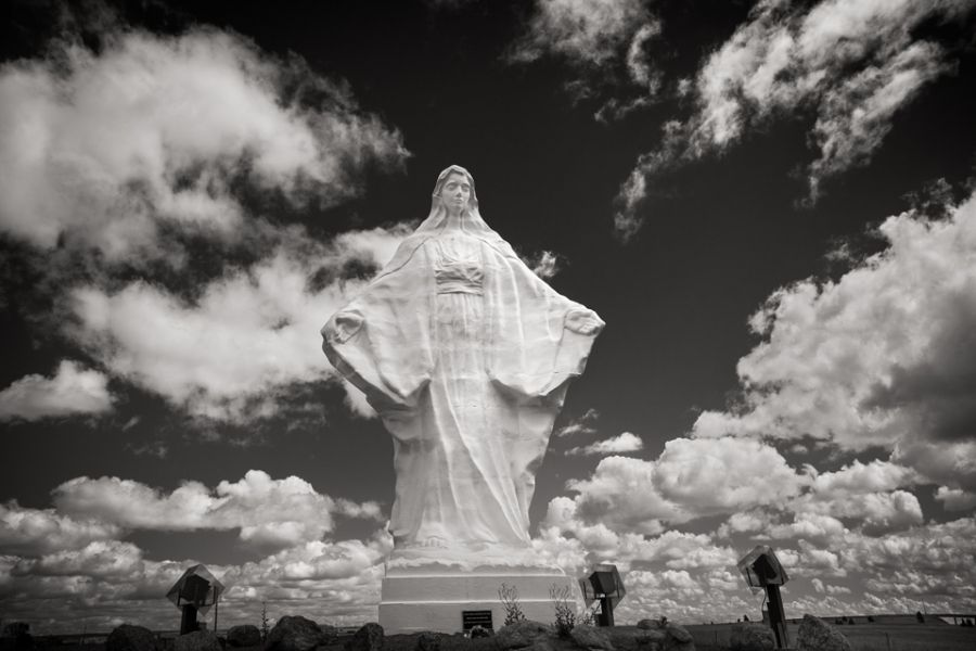Our Lady of Peace Shrine, Pine Bluffs, Wyoming
