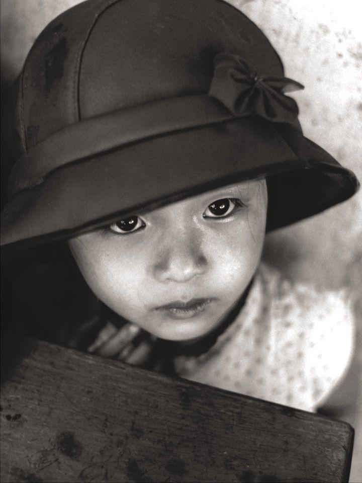Pleiku Street Child 1969