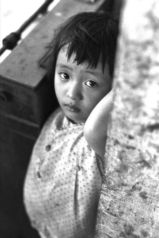 Pleiku Street Child #2