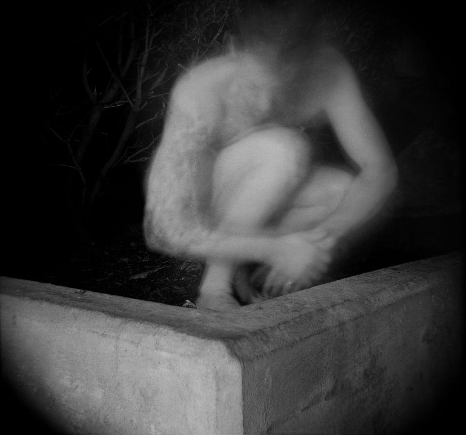 Patrick Whitaker - Self Portrait #2 (First Prize)