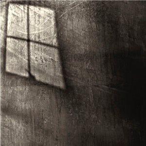 At Dia Window Reflection on Serra