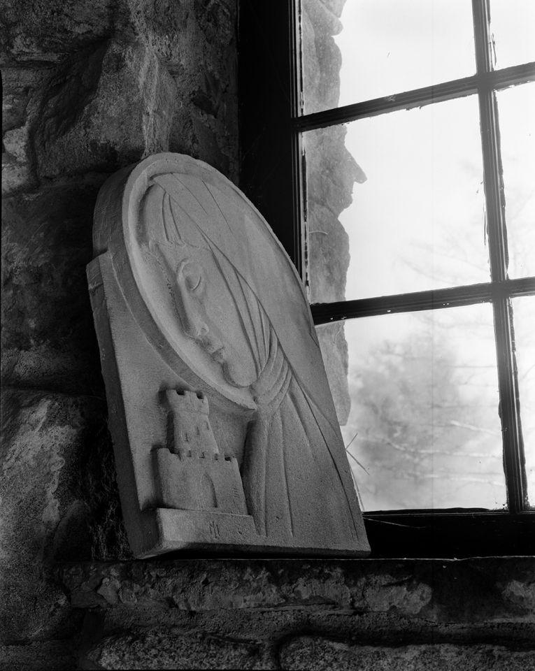 Saintly Window