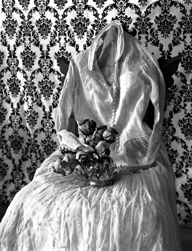 Wedding Dress Waiting