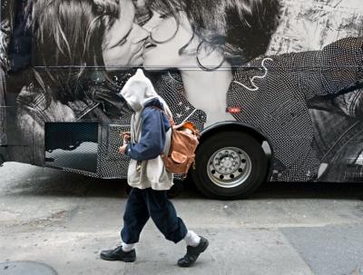 A Kiss & A Hoody
