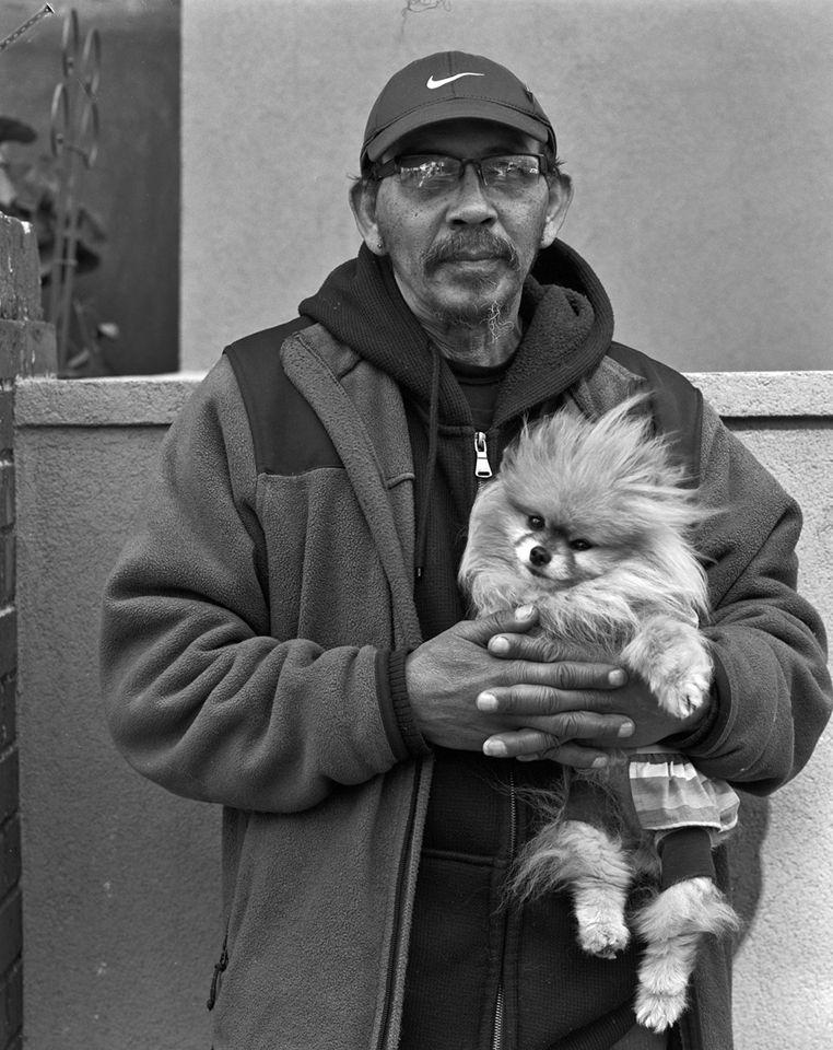 Willie with Precious