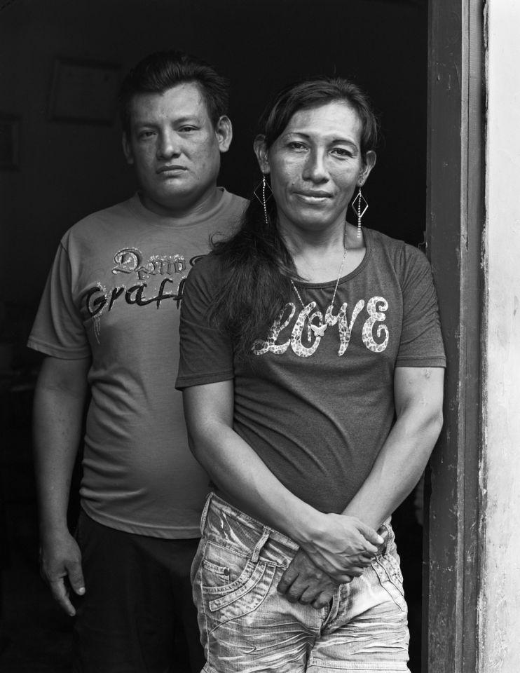 Deborah & Bernardo