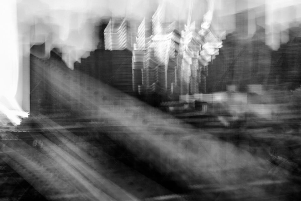 Untitled (Crossing the Bridge)