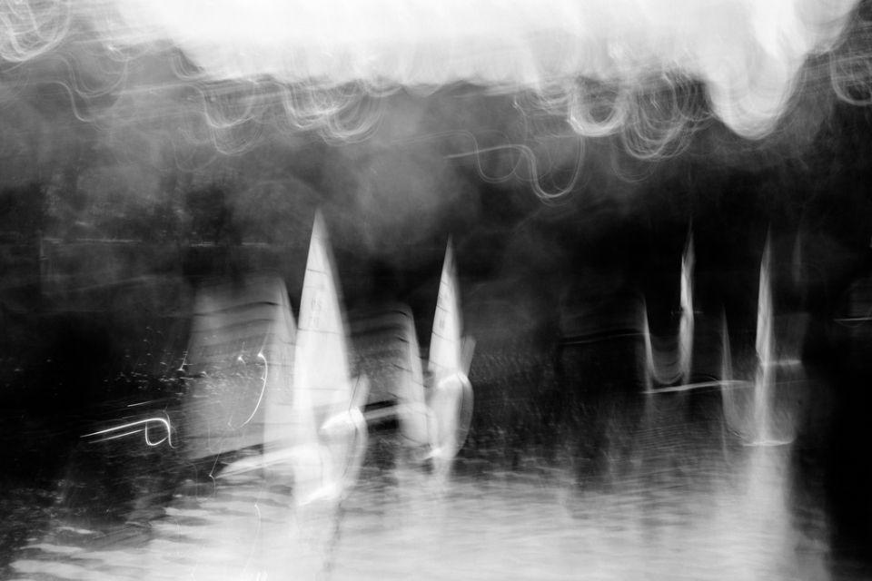 Untitled (Sailing Away)