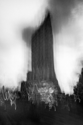 Untitled (Sixth Avenue Dusk)