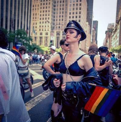 Gay Pride Halloween Costume.Joyce Culver Gay Pride Soho Photo Gallery